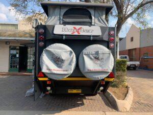 caravan spare wheels