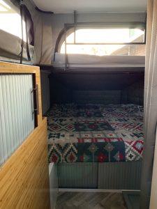 BorderX - main bed