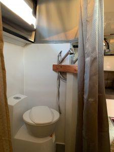 BorderX - wet room